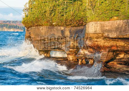 Rugged Superior Coast