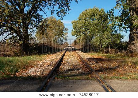 The Railroad To Nowhere