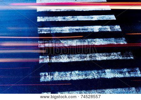 Pedestrian Crossin