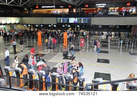 Curitiba Airport