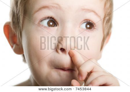 Picking Nose