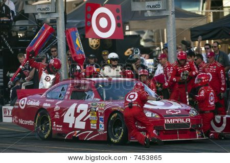 Nascar:  April 10 Subway Fresh Fit 600
