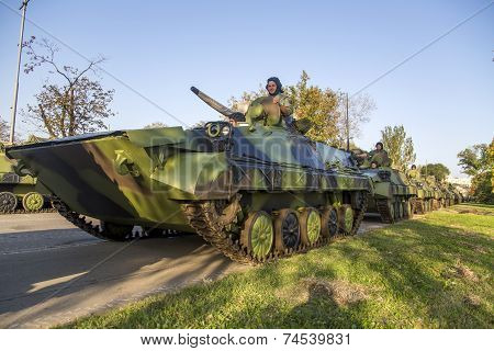 Infantry Fighting Vehicles Of The Serbian Armed Forces