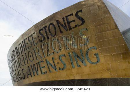 Wales Millennium Arts Centre