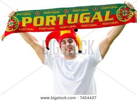 portuguese football supporter
