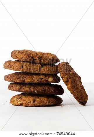 Homemade Cookies Stack