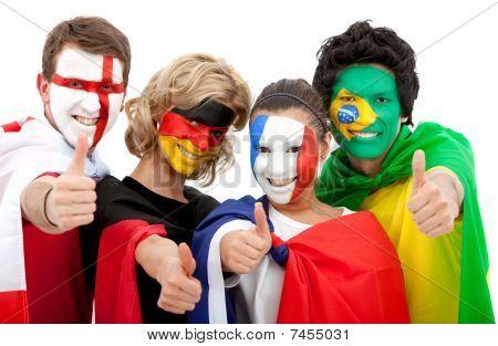 International Football Fans