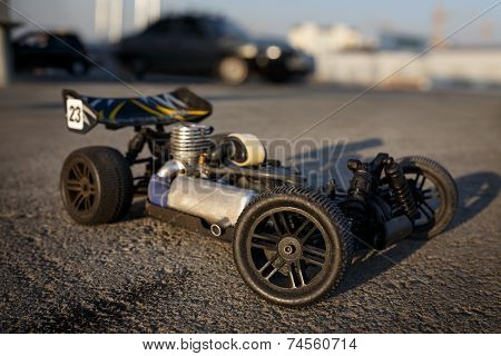 Radio Controlled Car