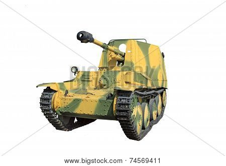 Self-propelled Artillery