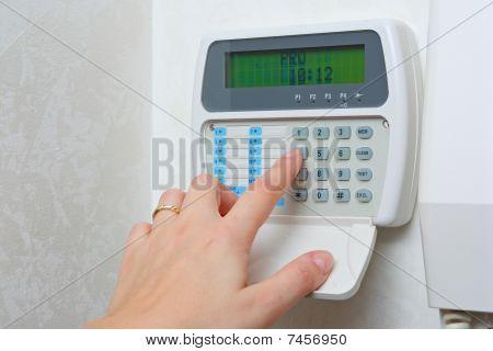 Zwillings-Alarmsystem