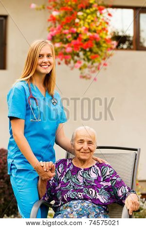 Life At The Nursing Home