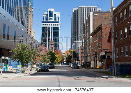 Buildings In Downtown Ottawa