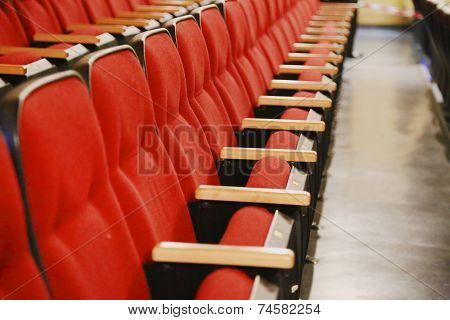 Premiere seats
