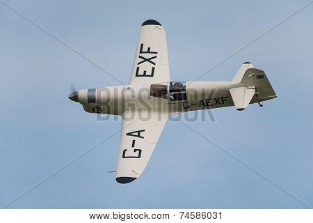 Percival Mew Gull Aircraft