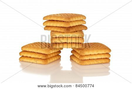 Stack Of Biscuits 3