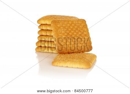 Stack Of Biscuits 4
