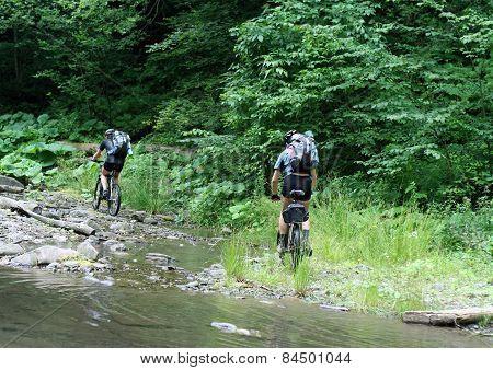 Mountain Biking.Mtn Biking The Colorado Trail.