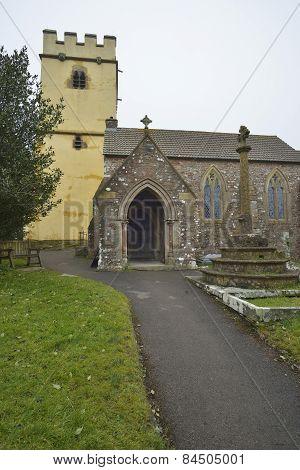 Cutcombe Church