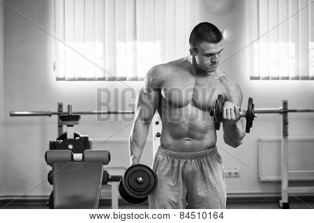 Dumbbell exercises