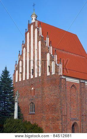 Gothic, medieval church