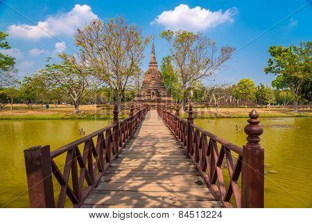 Wat Sa Si Temple