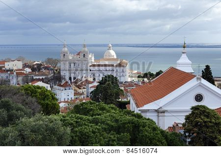 View on Lisbon