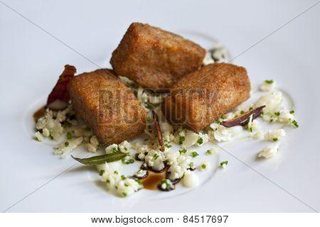 Pork Feet Dish