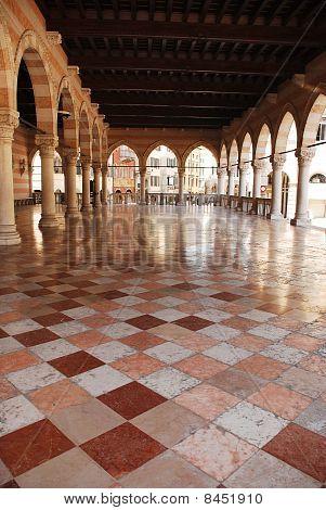 Loggia Del Lionello In Udine