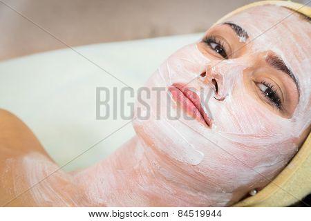 Beauty salon for women.
