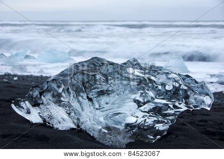 Joekulsarlon (jökulsárlón), Iceland