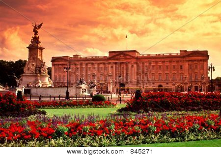 Buckingham Palace, London, UK