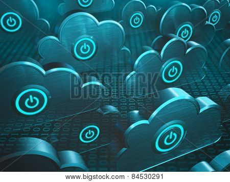 Power Cloud Computing