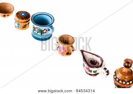 Bulgarian Mini Tableware