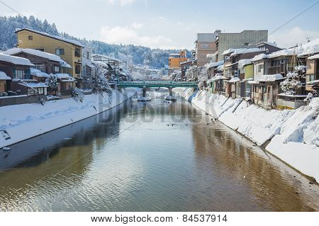 Winter In Takayama, Sightseeing Travel Japan