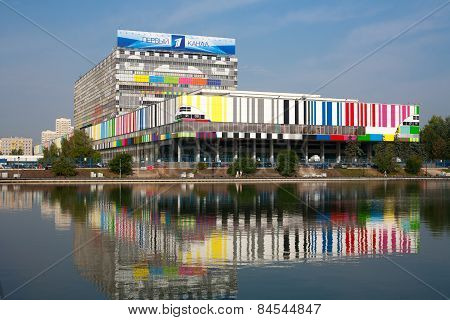 Ostankino Technical Center Building