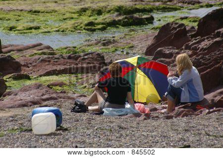 At The Beach 02