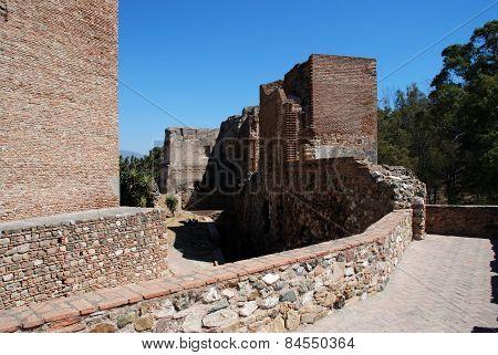 Malaga Castle.