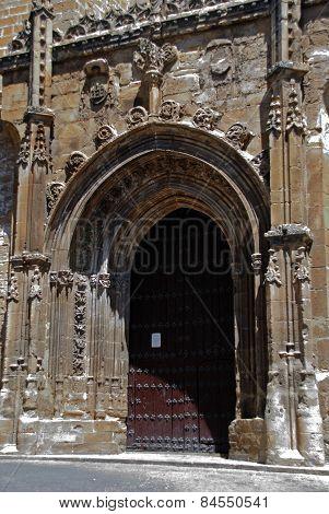 San Isidoro Church, Ubeda.