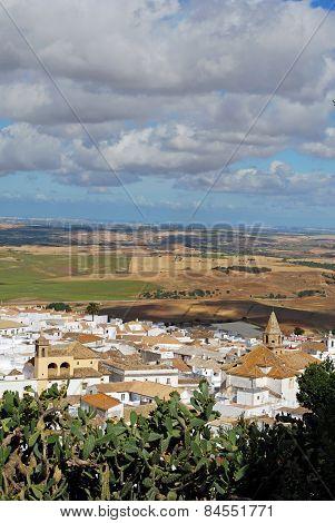 White village, Medina Sidonia.