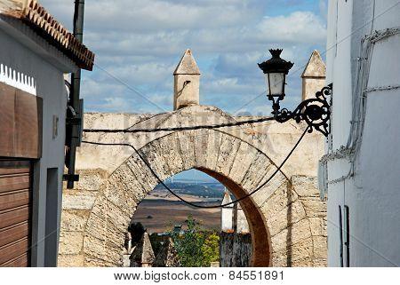 Shepherdess Arch, Medina Sidonia.