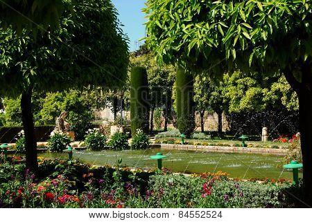 Water Garden, Cordoba.