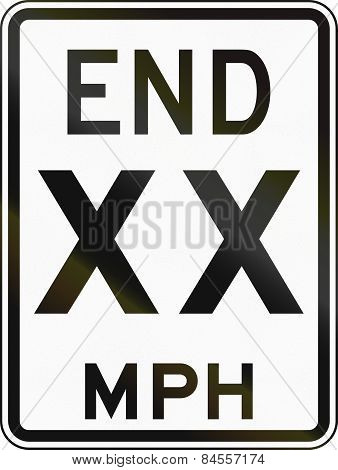 End 50 Mph