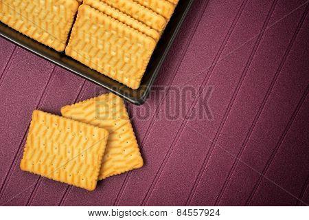 Cookies Arranged