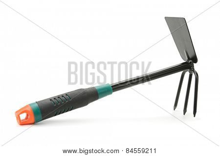 weeder isolated on white background