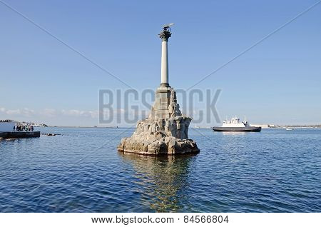 Monument To The Scuttled Ships