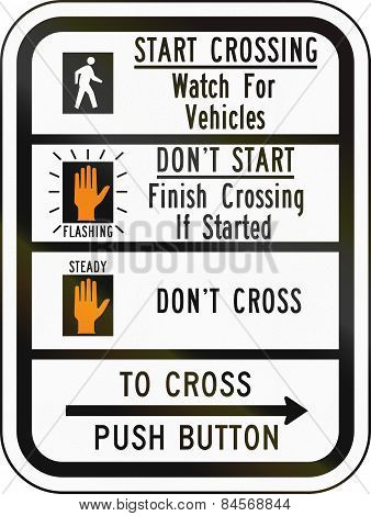 Crosswalk Instructions