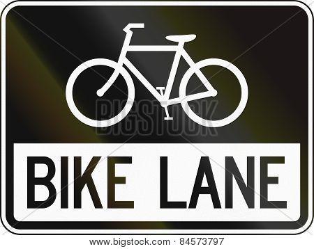 US Bike Lane