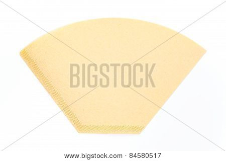 Coffee and tea filter paper
