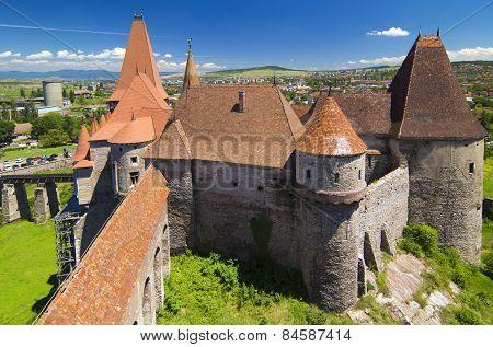 Corvins Castle