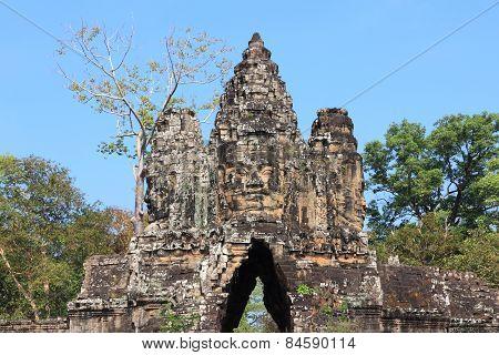 Cambodia Monument